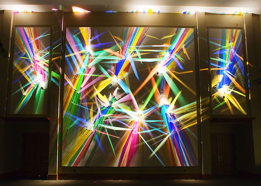 Lightpaintings The First Unique Art Form Of The Xxi
