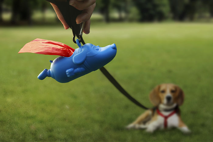 Mighty Dog, A Superhero To Keep The Streets Clean