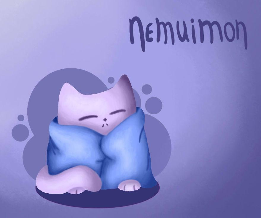 Nemuimon