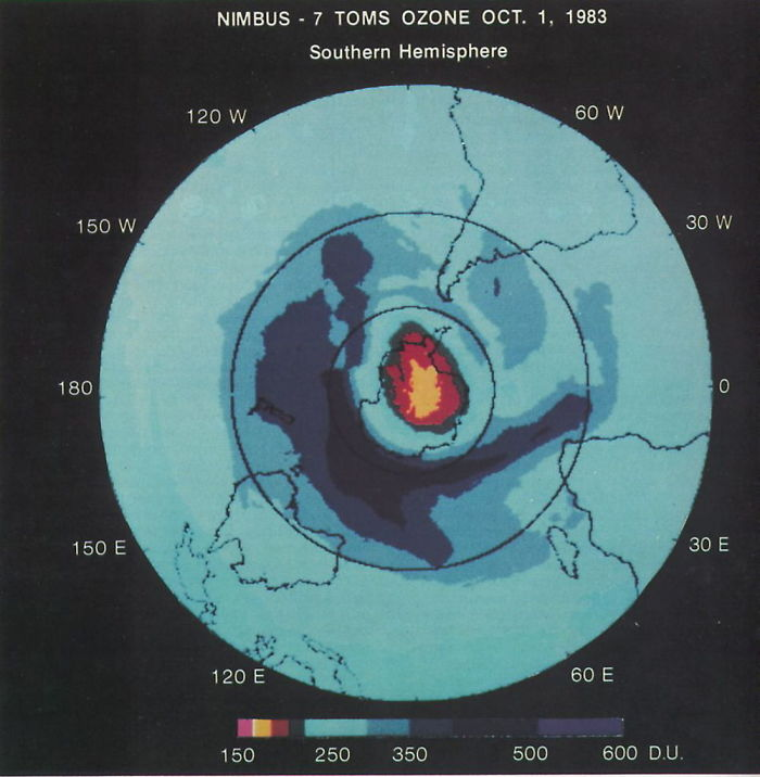 The Ozone Hole Has Shown Early Signs Of Healing