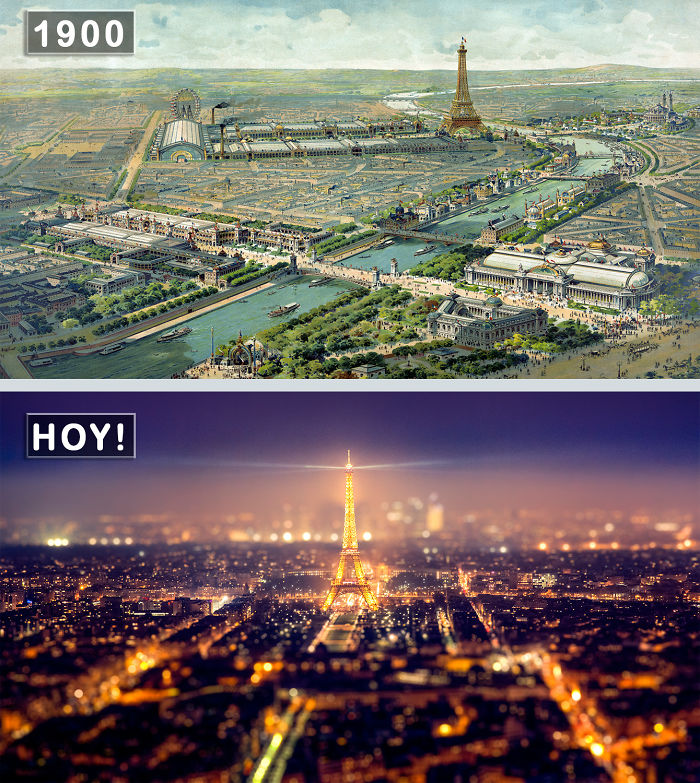 9 Amazing Cities Before And After