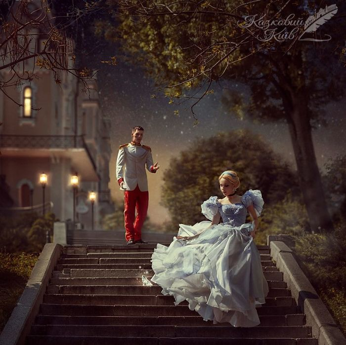 Cinderella And The Prince