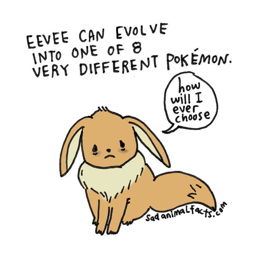 Eevee Has Some Big Decisions To Make