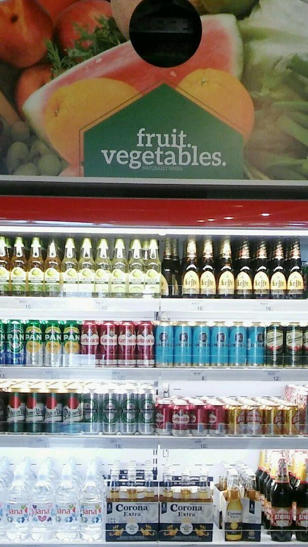 Fruit. Vegetables.