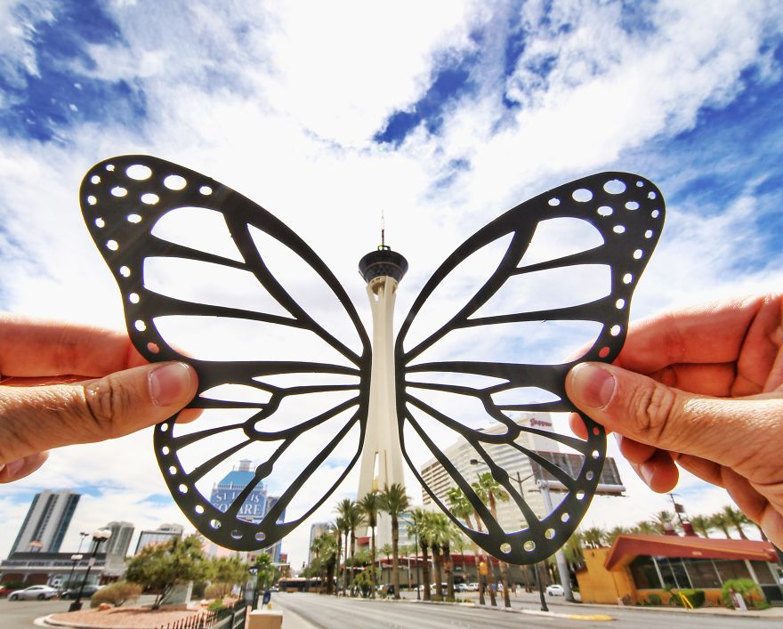 Having A Flutter In Las Vegas