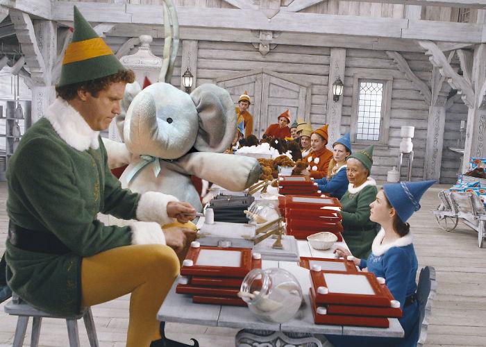 Helping Santa Keep Elf Working In Santa's Workshop