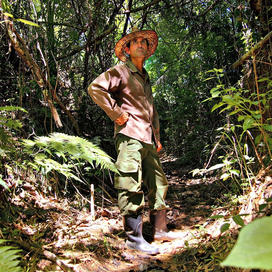Juan, Farmer-Turned-Tourist Guide. Viñales, Cuba