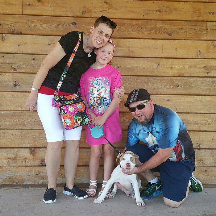 Congrats To Loki Of The Marvel Mutts On His Official Adoption Day!