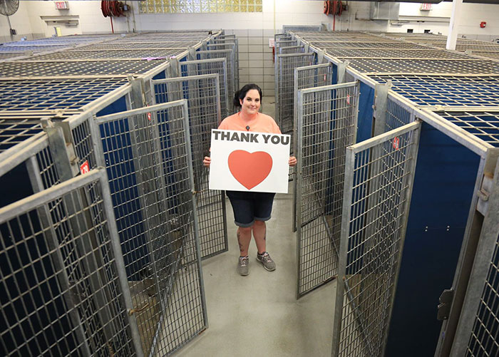 45,000 Abandoned Animals Found Homes Last Weekend Thanks To #ClearTheShelters