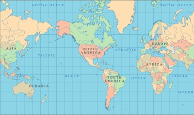 After Seeing These Maps Youll Never Look At The World The - World map us