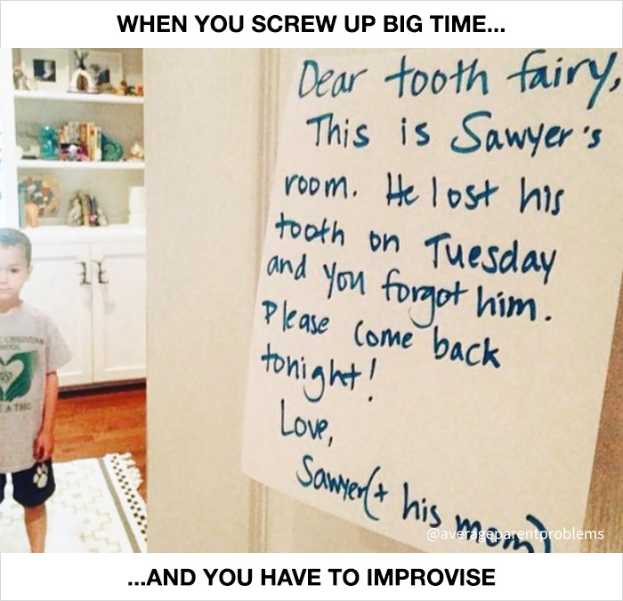 Average Parent Problem