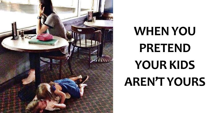 Brutally Honest Instagram Reveals Everyday Parenting Problems
