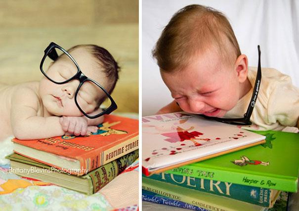 Geek Baby. Nailed It