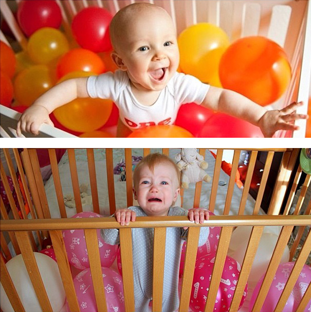 Hilarious Pinterest Baby Photoshoot Fails Bored Panda - 24 hilarious baby photoshoot pinterest fails 9 made my entire day