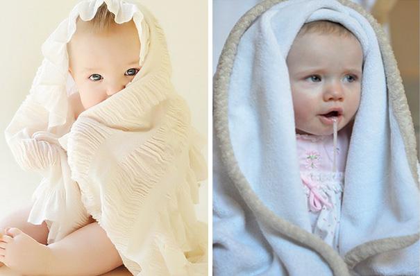 Sweet Baby Girl Photoshoot. Nailed It