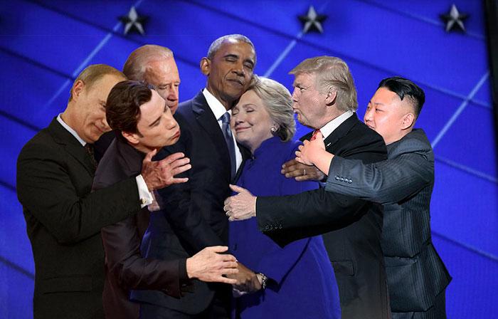 A Wild Putin Appears