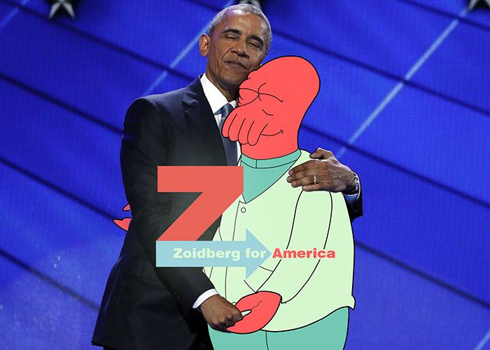 Zoidberg For America