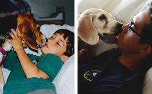 12+ Heartbreaking First & Last Pics Of Pets That'll Make You Want To Hug Your Pet And Never Let Go