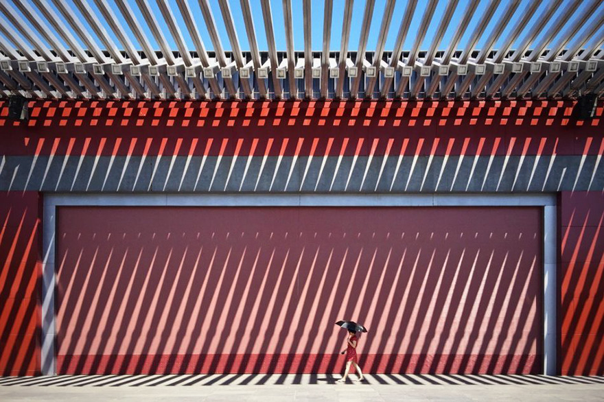 Jian Wang From Beijing, China, 1st Place, Architecture