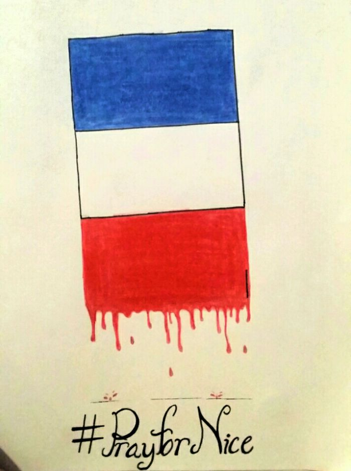 A Truly Horrible Tragedy. #prayfornice