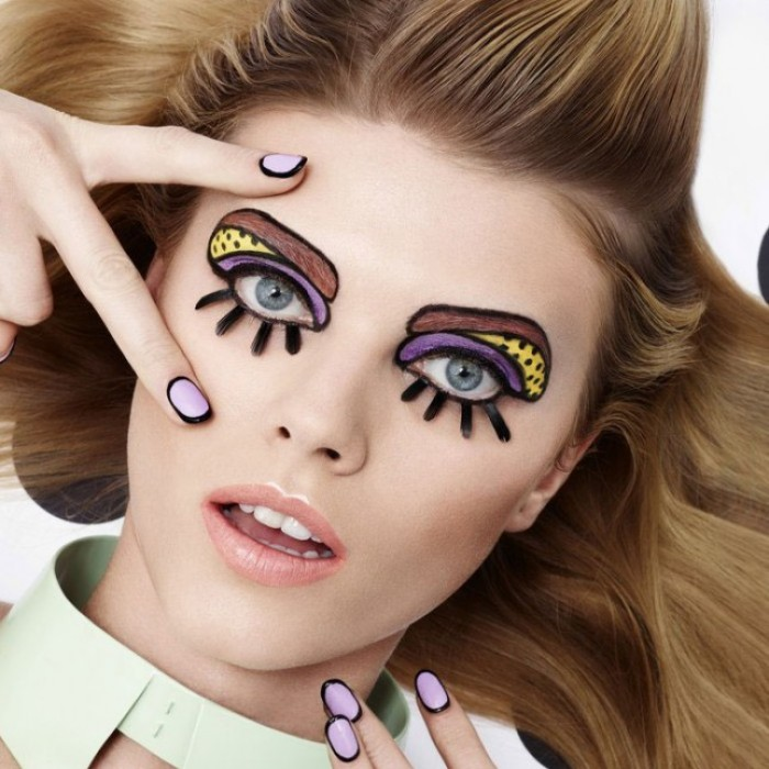 My Take On Halloween Makeover Ideas With Stunningly Scary Eyes