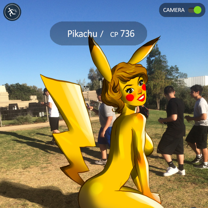 My Version Of The Massive Pokemon Go Obsession