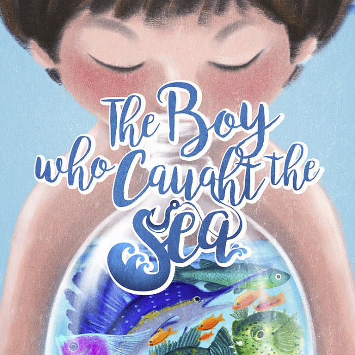 I Drew An Environmental Parable Of A Boy Who Caught Every Fish In The Sea