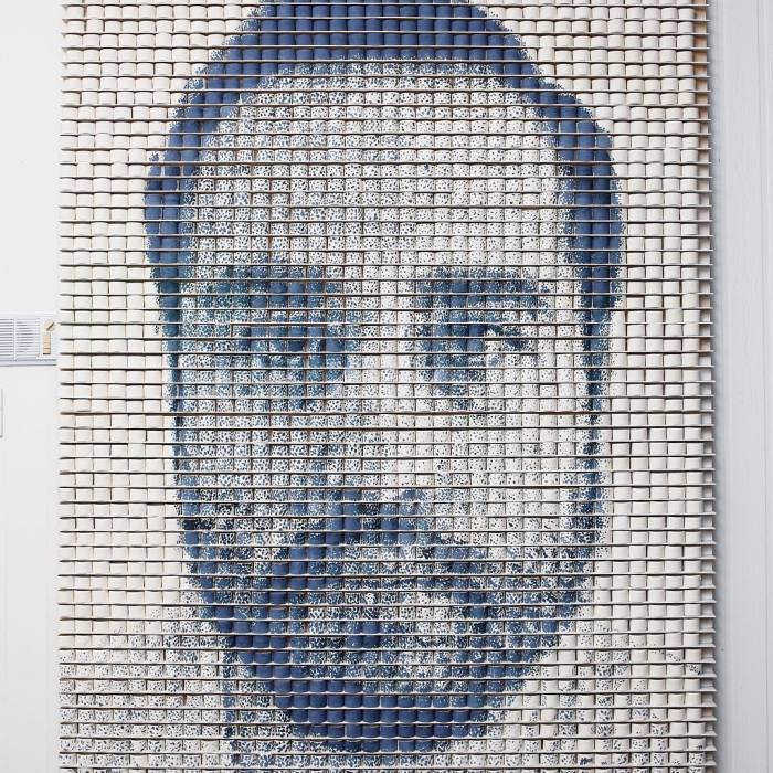 Spent 2 Months Throwing 2500+ Vessels To Create A Self-Portrait