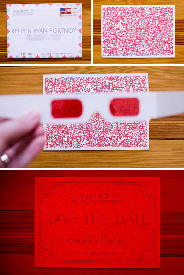10 Creative Wedding Invitations That No One Would Dare To Resist