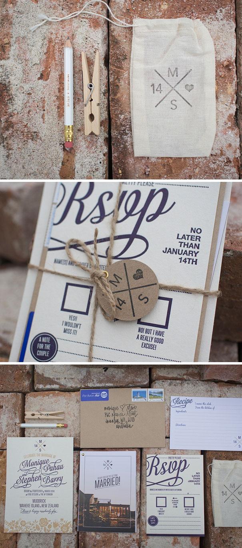 Brochure Wedding Invitation