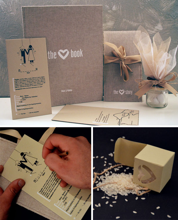 10 creative wedding invitations that no one would dare to for Final cut pro wedding templates