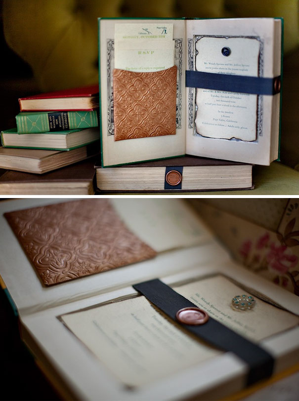 Hollowed Out Book