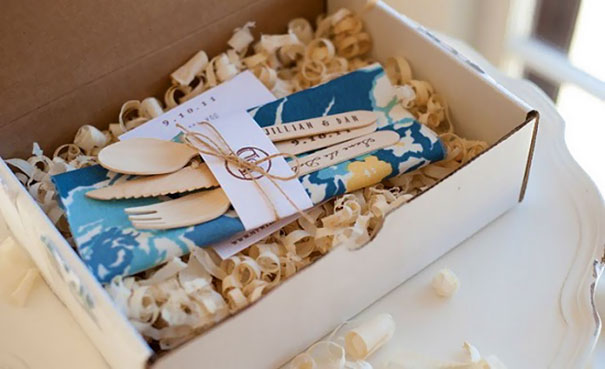 Wedding Invitations For Foodies