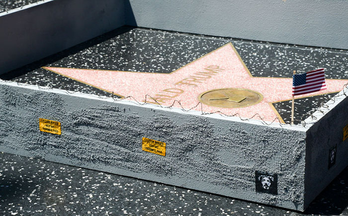 donald-trump-wall-hollywood-walk-of-fame-star-plastic-jesus-4