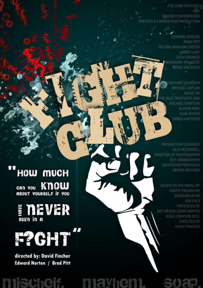 Fight Club :)
