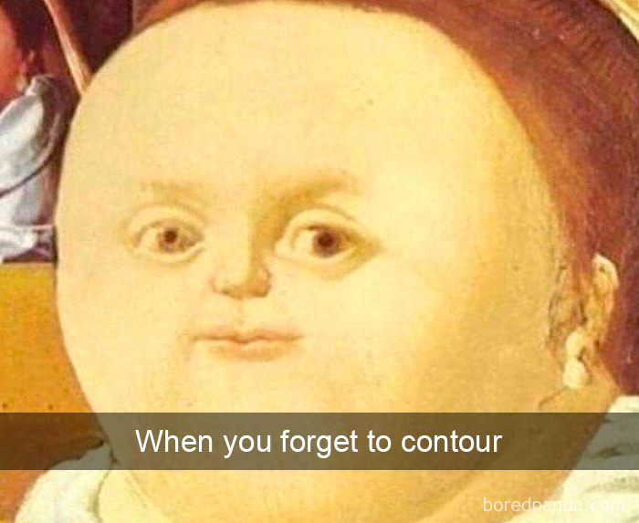 Funny Meme Pages On Twitter : Art history tweets that prove nothing has changed in