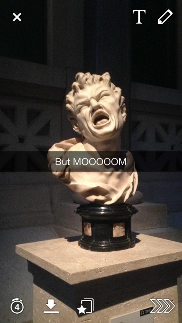 But Mooooom