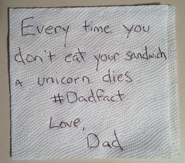 #dadfact Of The Day