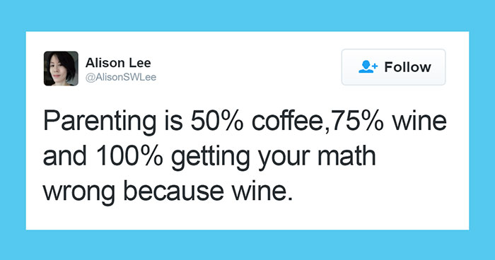 The Math Of Parenting Explained In 15+ Hilarious Tweets