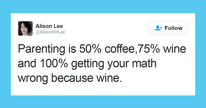 The Math Of Parenting Explained In 51 Hilarious Tweets