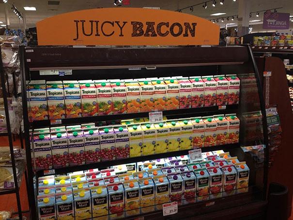 Juicy Bakcon