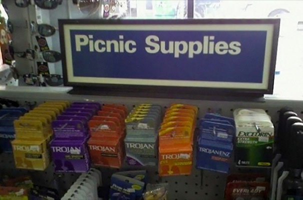 Picnic Supplies Indeed