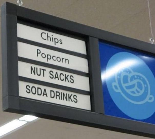 Nut Sacks