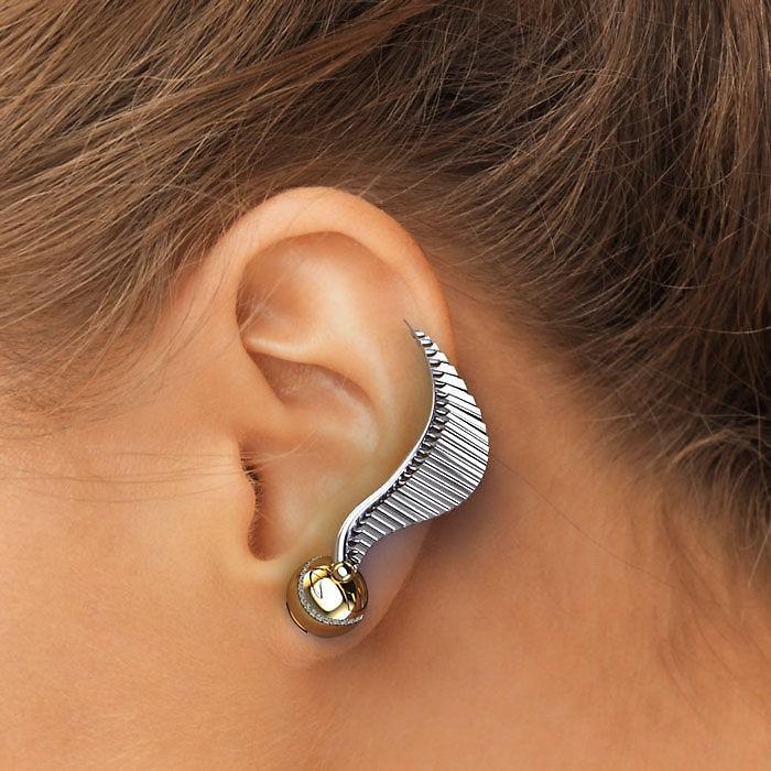 Harry Potter Ear Climber Earrings
