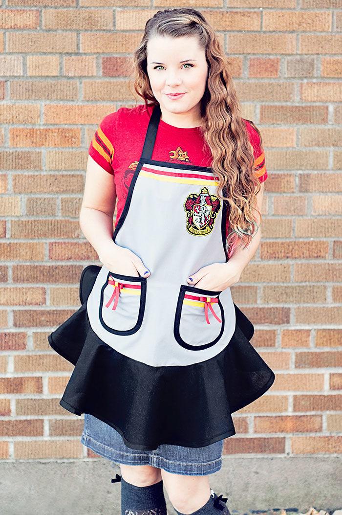 Harry Potter Gryffindor Apron