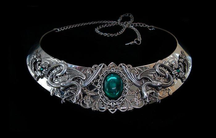 Salazar Slytherin Necklace