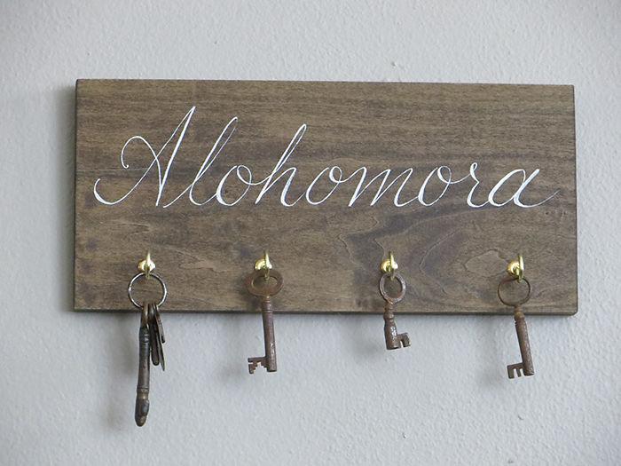 Alohomora Key Rack