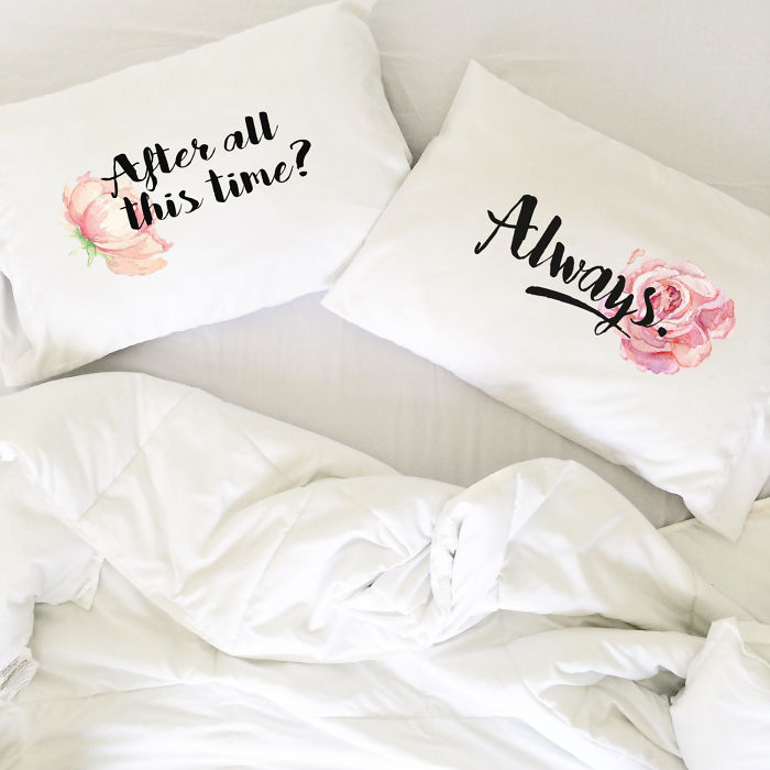 Harry Potter After All This Time Always Pillows