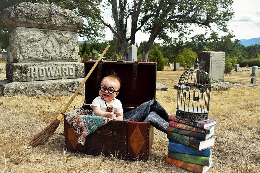 harry-potter-themed-newborn-photography-kelsey-clouse-5