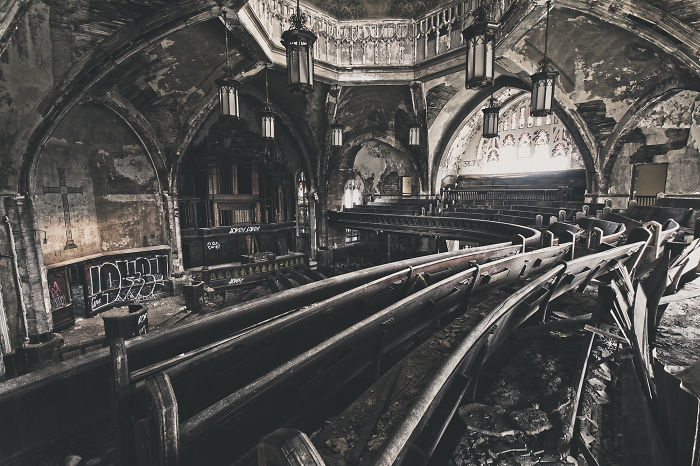 I Explore Abandoned Places And Interpret Them In My Photographs